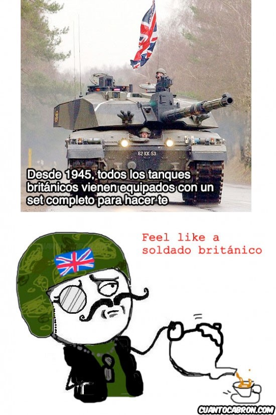 Feel_like_a_sir - Estos británicos son los más sofisticados
