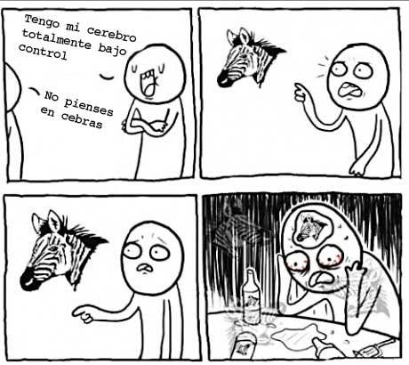 Otros - No pienses en cebras