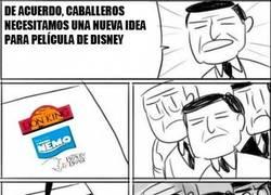 Enlace a Innovación en Disney