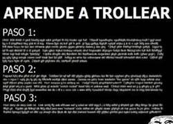 Enlace a Instrucciones para trolear