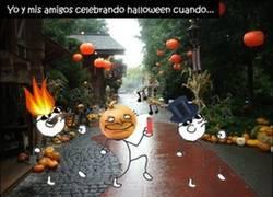 Enlace a Halloween no es lo mismo en España...