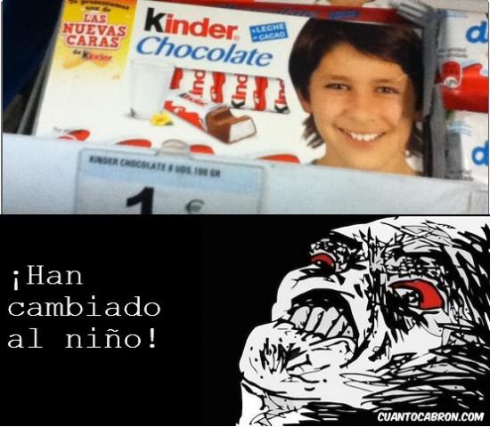 chocolate,Kinder,niño,OMG