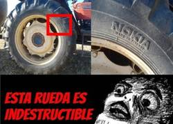 Enlace a Ruedas Indestructibles