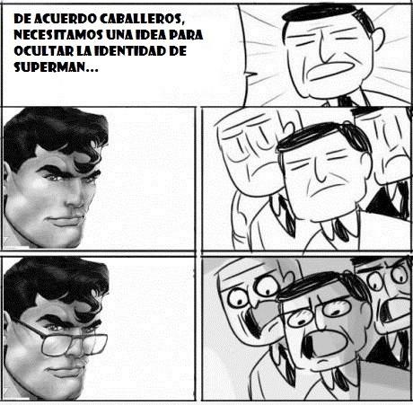 Otros - Identidad de Superman