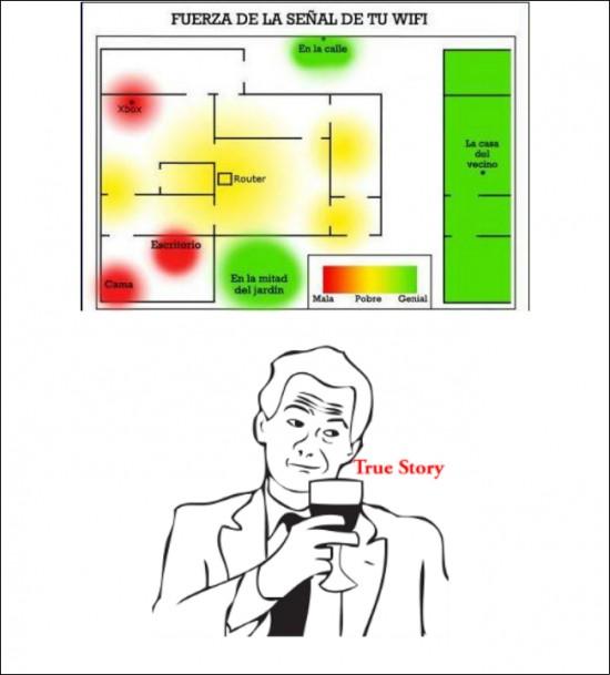 Otros - Maldita señal del Wifi