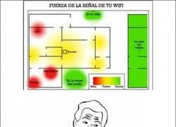 Enlace a Maldita señal del Wifi