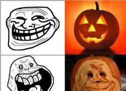 Enlace a Calabazas Halloween