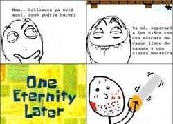 Enlace a Cuidado con tu disfraz de Halloween