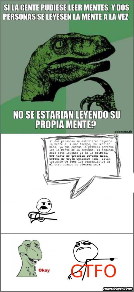 Cereal_guy - Filosoraptor owneado