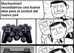 Enlace a Playstation, siempre los mismos mandos