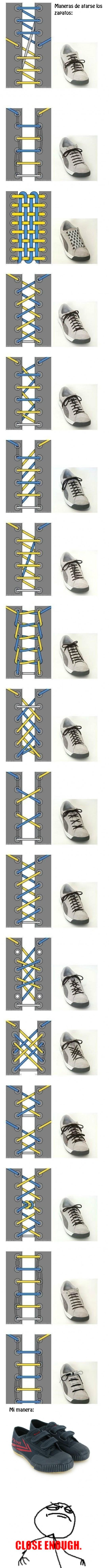 close enough,maneras,yo,zapatos