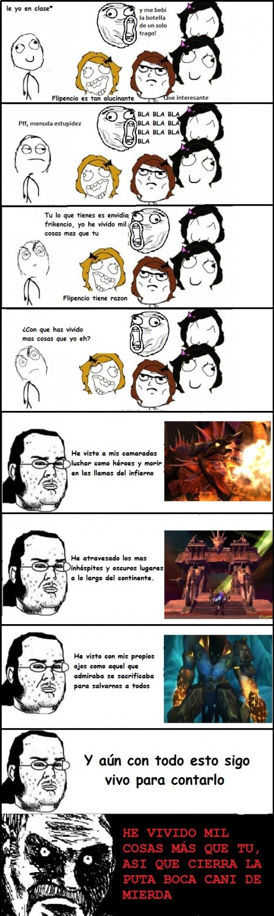 cani,Friki,gamer,lol,viciado,vida,vivir,world of warcraft,Wow