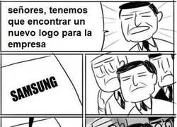 Enlace a El nuevo logo de Samsung