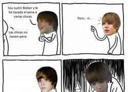 Enlace a La realidad de Justin Bieber