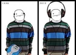 Enlace a La evolución de la música