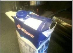 Enlace a Cómo hay que abrir un carton de leche