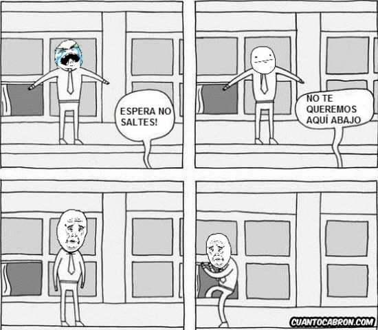 edificio,okay,poker face,saltar,suicida depresivo,suicidio,triste,ventana