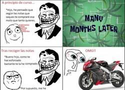 Enlace a La moto de mis sueños