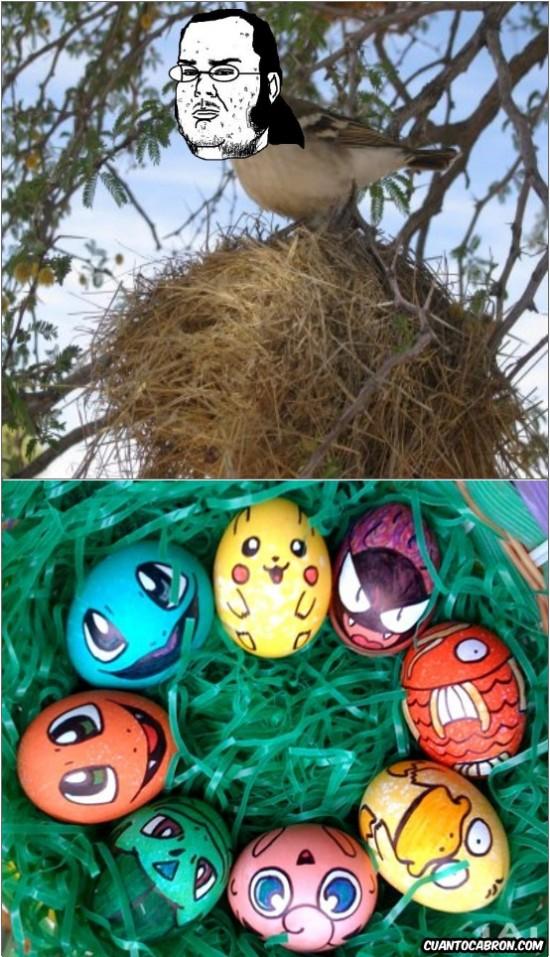 Friki - Los huevos que cría un friki