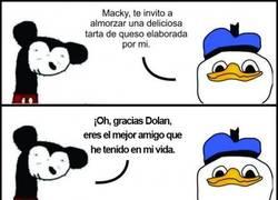 Enlace a Macky pls