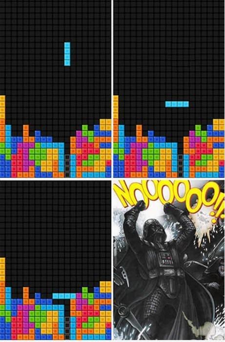 Otros - Lo peor que te puede pasar en el Tetris