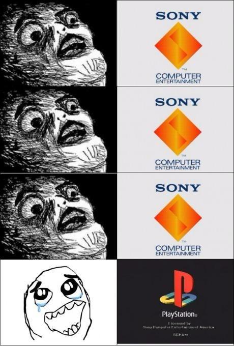 infancia,juego,logo,momento crucial,PlayStation,psx,sony