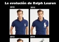 Enlace a La evolución de Ralph Lauren