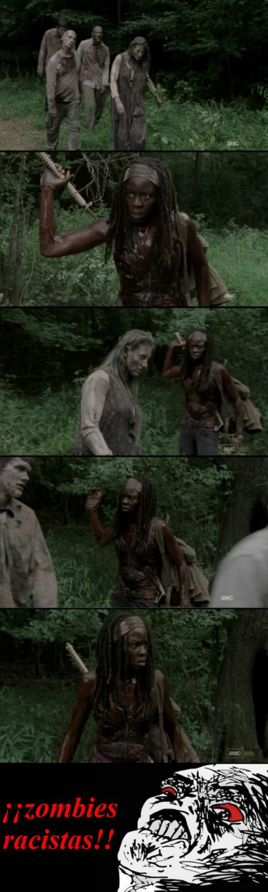 Inglip - Zombies racistas