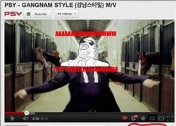 Enlace a Gangnam Style nº1