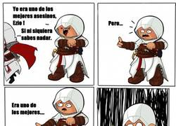 Enlace a Assassins creed depresivo
