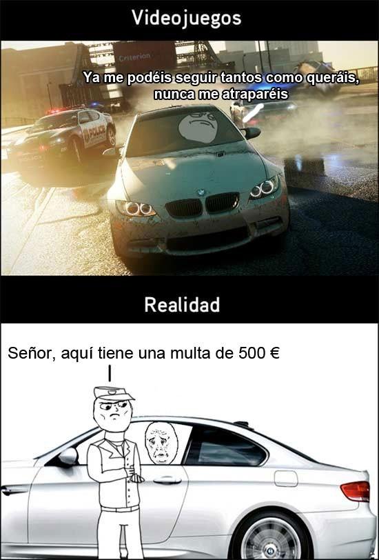 Okay - Videojuegos vs. Realidad