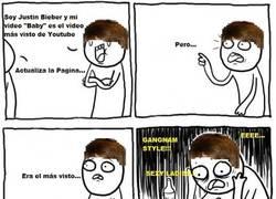 Enlace a Problem, Justin?
