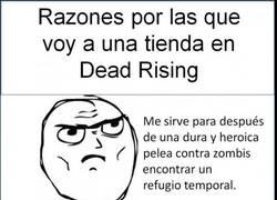 Enlace a Y por eso me encanta el Dead Rising