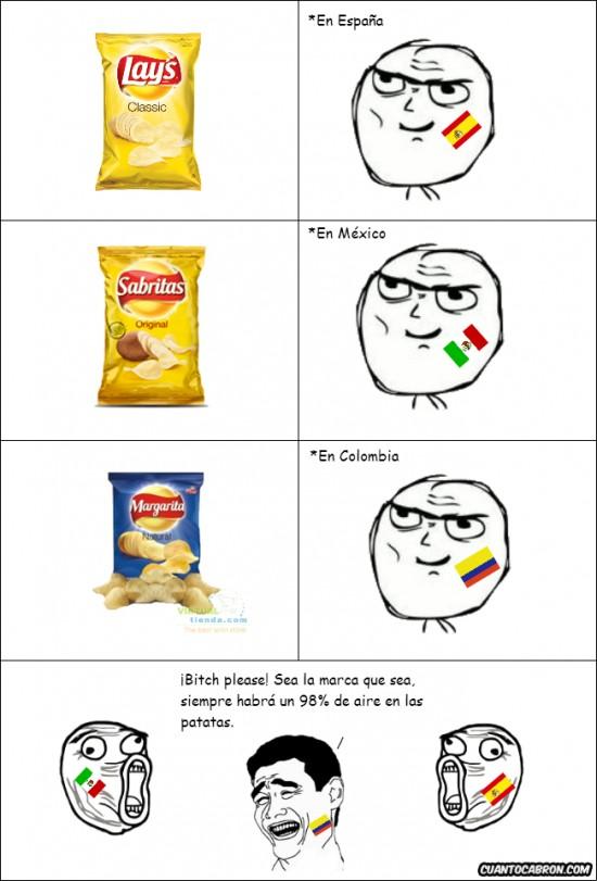 Yao - Marcas de patatas
