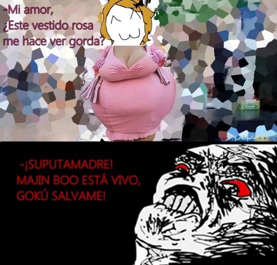 Goku,Gorda,raisins,Rosa,Vestido,vestido rosa