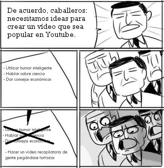 all right gentlemen,consejos,humor,tortazos,youtube
