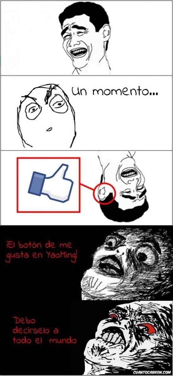 facebook,mano,me gusta,yao ming