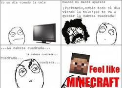 Enlace a Feel like Minecraft