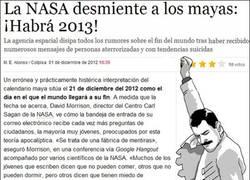 Enlace a Si lo dice la NASA...