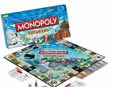 Enlace a Monopoly Futurama
