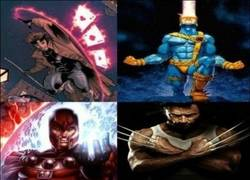 Enlace a ¡Quiero ser un X-men!