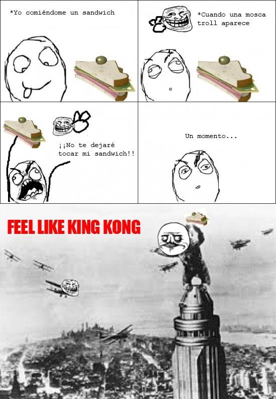 Me_gusta - Feeling like King Kong