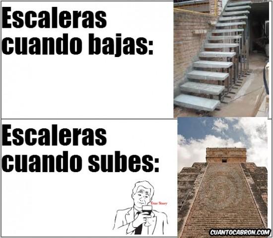 Otros - Escaleras según las mires