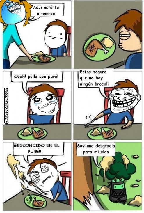 Fuck_yea - El terrible brocoli ninja