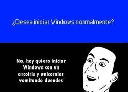 Enlace a Cada vez que Windows me pregunta ésto...