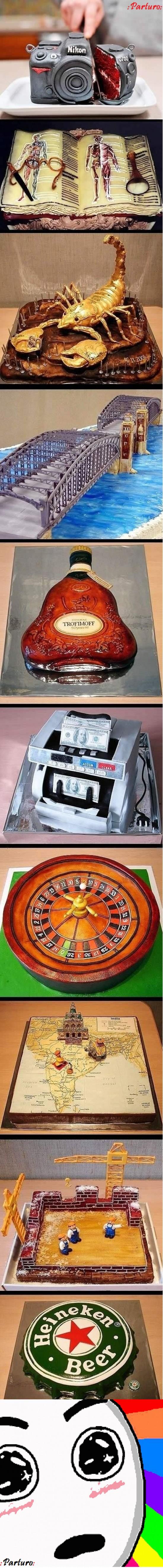 billetes,botella,cakes,escorpion,heinekenruleta,pasteles,puente