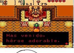 Enlace a Link, el adorable