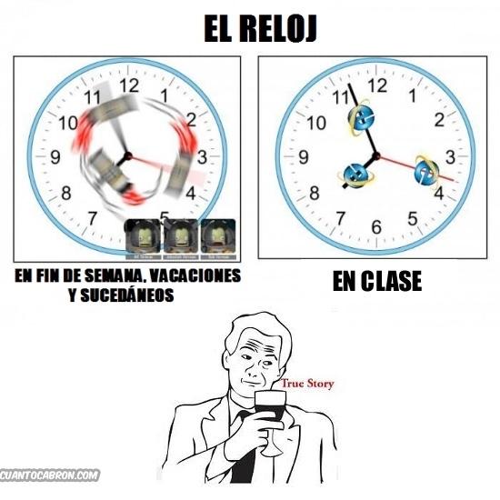 Otros - El reloj