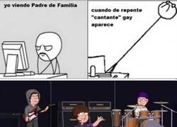 Enlace a ¿Justin Bieber en Padre de familia?