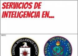 Enlace a Servicios de inteligencia